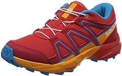 Salomon Speedcross Junior Running Shoes - Ss18 - J2.5