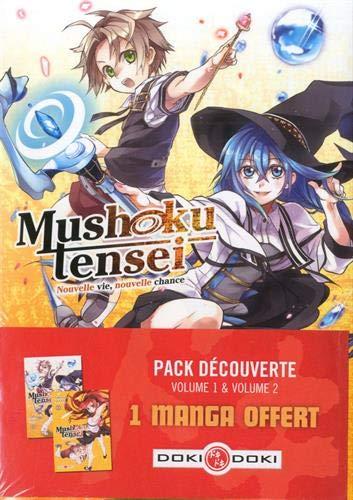 Mushoku Tensei Pack découverte Tome 1 + 2 gratuit