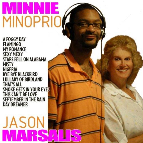 Minnie Minoprio Meets Jason Marsalis