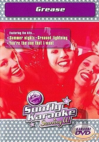 Sunfly Karaoke-DVD Grease