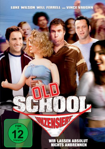 Paramount Home Entertainment Old School - Wir lassen absolut nichts anbrennen