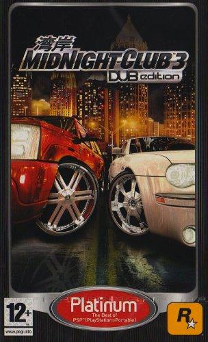 Rockstar Games Midnight Club 3: Dub Edition (PSP)