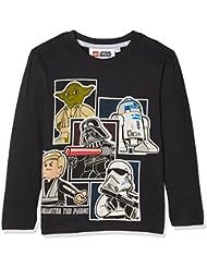 Lego Wear - Star Wars M-72362, Maglietta A Maniche Lunghe Bambino