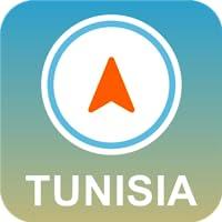 Tunesien Offline-GPS