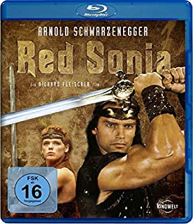 Red Sonja [Blu-ray]