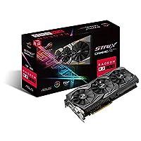 ASUS ROG Strix Radeon RX 580 TOP Edition 8GB GDDR5 256BIT DVI 2xHDMI 2xDP 8GD5 Ekran Kartı