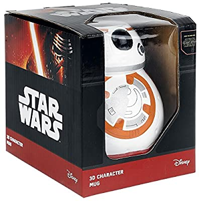 Star Wars BB-8 - 3D Mug