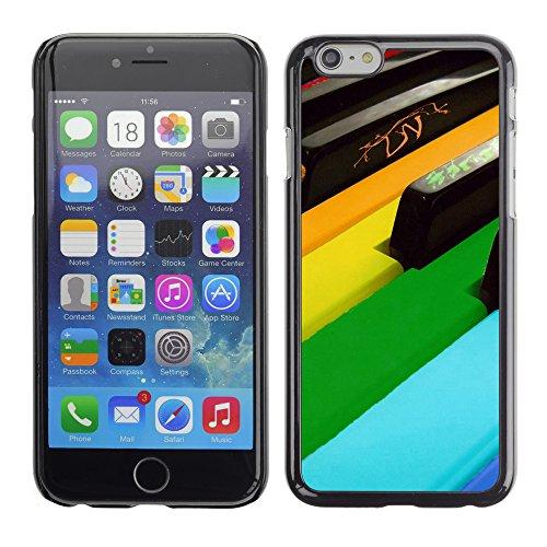 Graphic4You Digital Art Design Harte Hülle Case Tasche Schutzhülle für Apple iPhone 6 / 6S Design #7