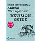 Pearson REVISE BTEC National Animal Management Revision Guide: (with free online Revision Guide) for home learning, 2021…