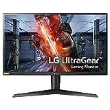 "Lg 27Gl850-B.Aeu 27"" Klasse Ultragear Nano Ips 1Ms Gaming Monitor Met G-Sync-Compatibel"