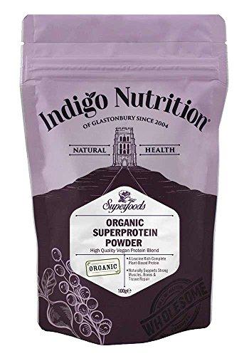 Organic Super Protein Powder - 100g (Certified