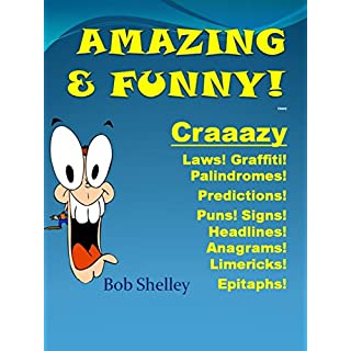 Amazing and Funny Stuff!: More Outrageous and Ridiculous Fun! (English Edition)