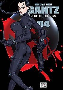Gantz Edition perfect Tome 4