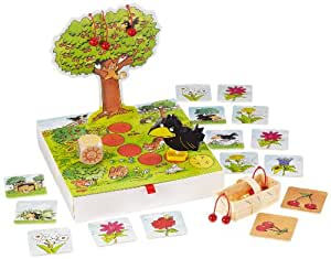 Haba - 4460 - Jeux De Societe -  Arbres Fruitiers