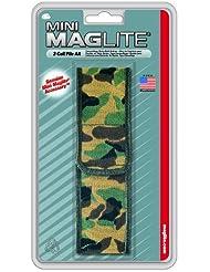 Mag-Lite AM2A136E Nylon-Gürtelhalter für Mini Maglite AA camouflage