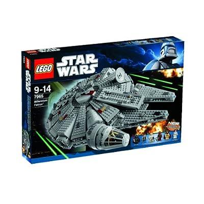LEGO Star Wars 7965 - Millennium Falcon (Alcón Milenario)