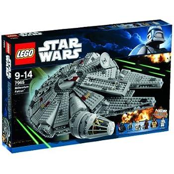 LEGO Star Wars 7965: Millennium Falcon: Lego Star Wars: Amazon.co.uk ...