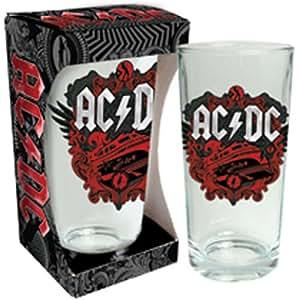 Verre AC/DC black ice