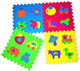 Globo Toys 506060x 60x 1.2cm Vitamina G mixtes Pictures Playset (lot de 4)