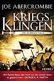Kriegsklingen: Roman (Die Klingen-Romane 1)