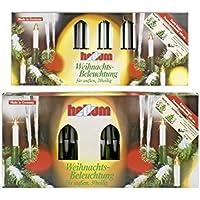 Ersatzglühbirnen Für Weihnachtsbeleuchtung.Suchergebnis Auf Amazon De Für 12v 3w E10 Beleuchtung
