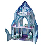 Teamson Kids the Ice Palace with Furniture and Snowman