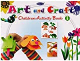Art and Craft Children Activity Books Set of 3