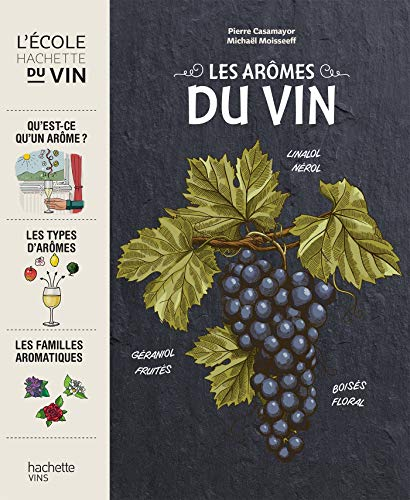 Les arômes du vin par Michaël Moisseeff