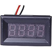 winomo Professional DC 0–30V 4-3-Draht-Mini Panel Digital Volt Spannung Meter voltmeters–1Stück