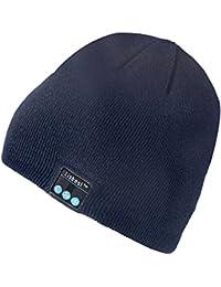 Amazon.it  con - Blu   Berretti in maglia   Cappelli e cappellini ... ef8e5bfdbf95