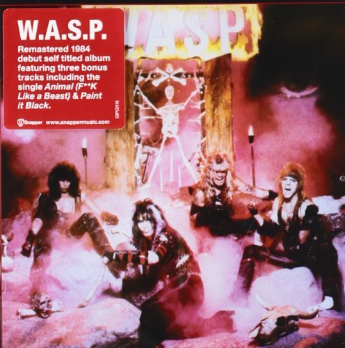W.A.S.P. by WASP (2003-02-25)