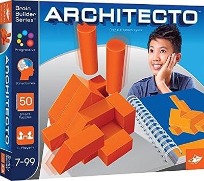Asmodee - FOXARCHBOXN - Jeu de Stratégie - Architecto - -