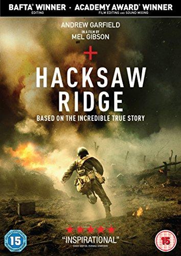 Hacksaw Ridge [DVD] [2017]