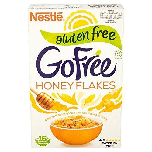Nestle Gluten Free Honey Corn Flakes