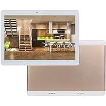 ibowin® M130 10.1 Pulgadas 1280xx800 Resolución IPS, 1G 16G RAM Memoria Android Tablet PC AGPS Bluetooth WIFI 3G WCDMA 2G GSM Tarjetas de llamada 2SIM (Dorado)