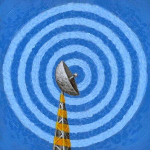 Satellites and Airports Satelliten-radar