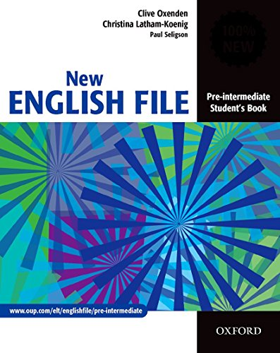 New english file. Pre-Intermediate. Student's book. Per le Scuole superiori