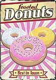 Grindstore Matt Donuts Blechschild 30.5x 40.5cm