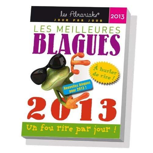 Almaniak les meilleures blagues 2013 by Editions 365(2012-10-10)