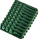10x papier à rouler ocb slim Premium Cigarette King size papier à rouler gommé livre Livret
