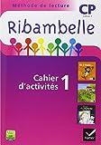 Ribambelle CP Serie Violette ed. 2014 - Cahier d'Activites 1 + Livret d'Entrainement et Mes Outils
