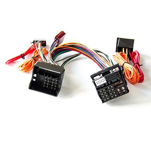 Parrot THB Burry FSE Freisprechadapter ISO Radio Adapter OPEL ab 2004, 40 Pin