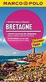 MARCO POLO Reiseführer Bretagne: Reisen mit Insider-Tipps. Mit EXTRA Faltkarte & Reiseatlas - Errol Friedhelm Karakoc