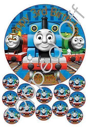 thomas-the-tank-engine-1-x-75-12-x-15-round-fondant-icing-edible-cake-topper-and-printed-with-your-c