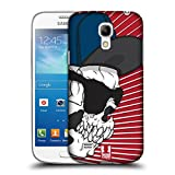 Head Case Designs Swagger Jung Totenkopf Showdown Ruckseite Hülle für Samsung Galaxy S4 mini I9190