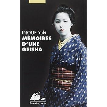 Memoires d'une geisha