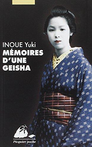 Memoires d'une geisha par Yuki Inoue