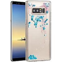 Preisvergleich für Samsung Galaxy Note 8 Hülle,Samsung Galaxy Note 8 Treibsand Case,Samsung Galaxy Note 8 Flüssig Hülle,Galaxy Note...