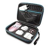 Supremery Tasche für Panasonic Epilierer ES-ED90/ES-ED20/ES-ED22 Case Schutz-Hülle Etui Reisetasche