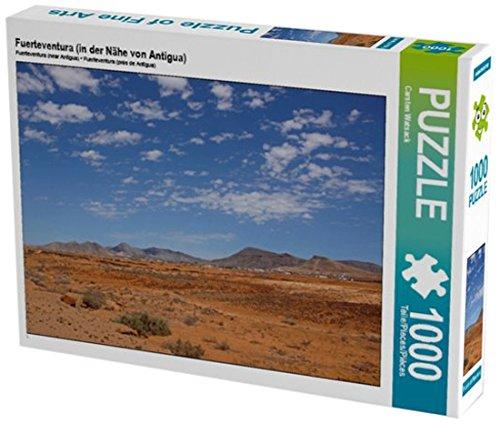 Preisvergleich Produktbild Fuerteventura (in der Nähe von Antigua) 1000 Teile Puzzle quer (CALVENDO Orte)